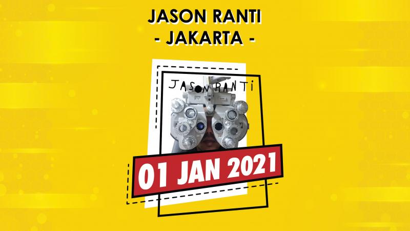 1 Januari 2021