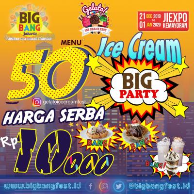 GELATO ICE CREAM FESTIVAL
